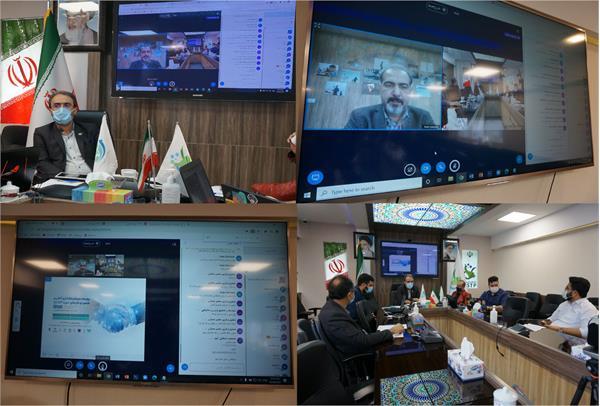 بزرگترین رویداد سرمایه گذاری iVest در استان گیلان در حوزه ICT و با سبد سرمایه گذاری بیش از بیست میلیارد تومانی به صورت آنلاین برگزار شد.